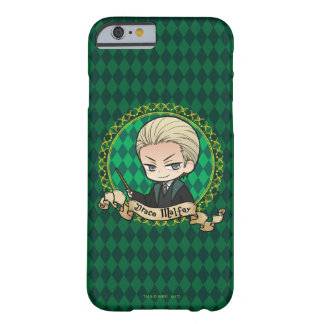 Coque iPhone 6 Barely There Draco Malfoy d'Anime