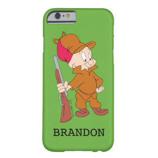Coque iPhone 6 Barely There ELMER FUDD™ | avec l'arme à feu