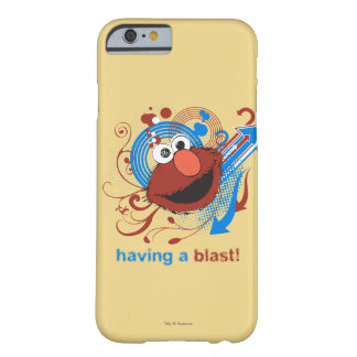 Coque iPhone 6 Barely There Elmo - avoir un souffle !