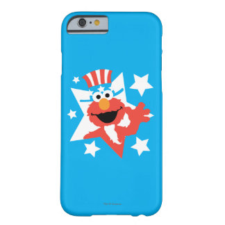 Coque iPhone 6 Barely There Elmo comme Oncle Sam