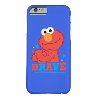 Coque iPhone 6 Barely There Elmo courageux