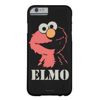 Coque iPhone 6 Barely There Elmo demi