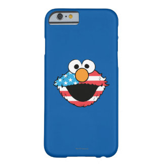 Coque iPhone 6 Barely There Elmo patriote
