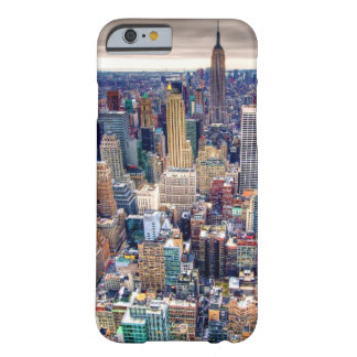 Coque iPhone 6 Barely There Empire State Building et Midtown Manhattan