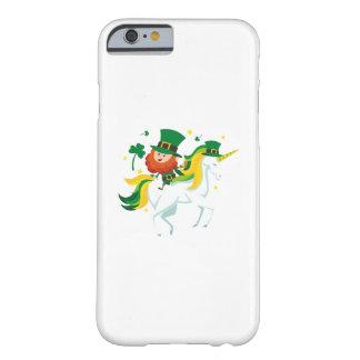 Coque iPhone 6 Barely There Enfants ou fille de Jour de la Saint Patrick de