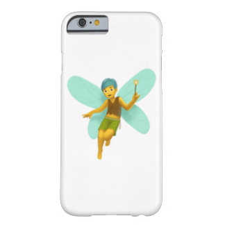 Coque iPhone 6 Barely There Fée d'homme - Emoji