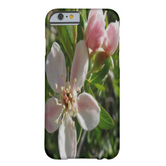 Coque iPhone 6 Barely There Fleur de ressort