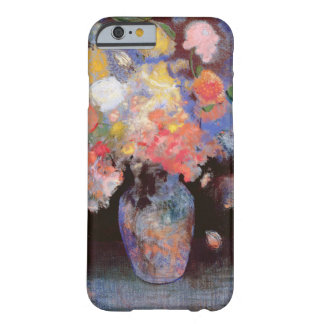 Coque iPhone 6 Barely There Fleurs