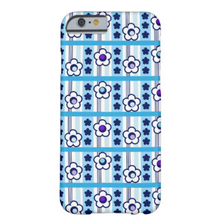 Coque iPhone 6 Barely There Fleurs d'hiver