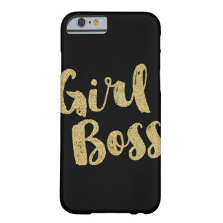 Coque iPhone 6 Barely There Girly chic à la mode moderne fascinant de PATRON