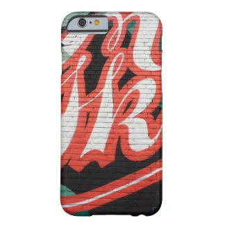 """Coque iPhone 6 Barely There """"Graffiti"""""""
