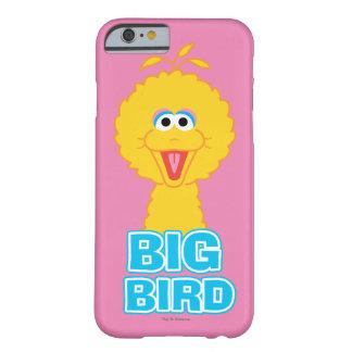 Coque iPhone 6 Barely There Grand style de classique d'oiseau