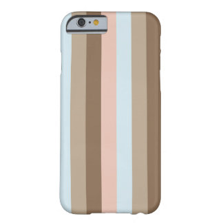 """Coque iPhone 6 Barely There Graphic lines """"Sand"""""""
