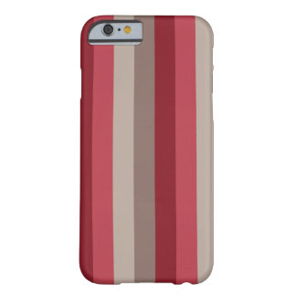"""Coque iPhone 6 Barely There Graphic lines """"Strawberry"""""""