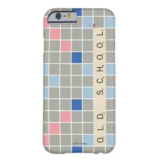 Coque iPhone 6 Barely There Grattez le motif 2