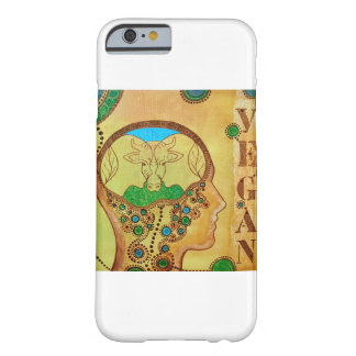Coque iPhone 6 Barely There iPhone 6 vegan cow humans