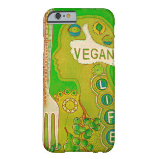 Coque iPhone 6 Barely There iPhone 6 vegan like