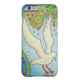 Coque iPhone 6 Barely There iPhone 6 vegan white bird