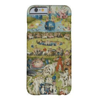 Coque iPhone 6 Barely There Jardin des plaisirs terrestres, 1490-1500