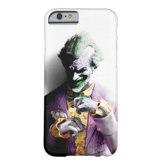 Coque iPhone 6 Barely There Joker de la ville | de Batman Arkham