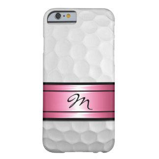 Coque iPhone 6 Barely There La boule élégante fraîche de sport de golf embrève
