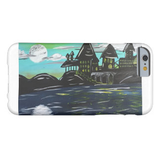 Coque iPhone 6 Barely There La lune de l'aube