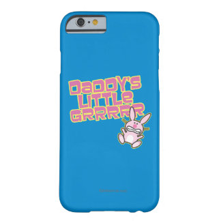 Coque iPhone 6 Barely There La petite fille du papa