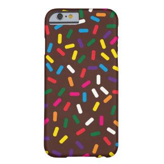 Coque iPhone 6 Barely There Le chocolat givré arrose la caisse de l'iPhone