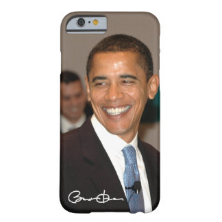 Coque iPhone 6 Barely There Le Président Barack Obama