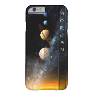 Coque iPhone 6 Barely There Le système solaire