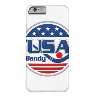 Coque iPhone 6 Barely There Les Etats-Unis échangent le cas de l'iPhone 6/6S