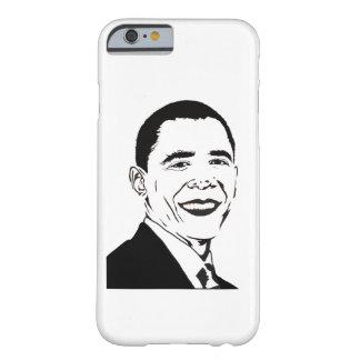Coque iPhone 6 Barely There Les vies noires de Barack Obama importent toute la