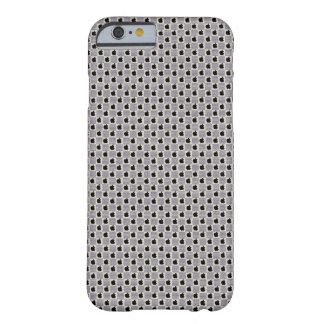 Coque iPhone 6 Barely There Louis Vuitton gris dénomment le cas