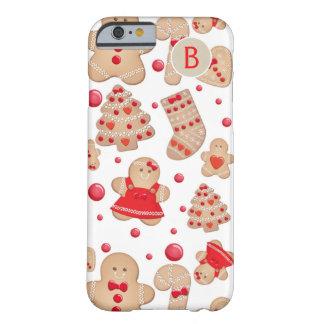 Coque iPhone 6 Barely There Lunatique rustique de biscuits cuit au four par