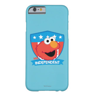 Coque iPhone 6 Barely There M. Independent Elmo