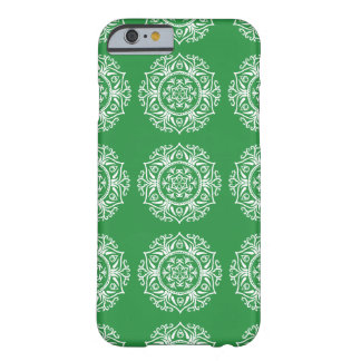 Coque iPhone 6 Barely There Mandala d'algue