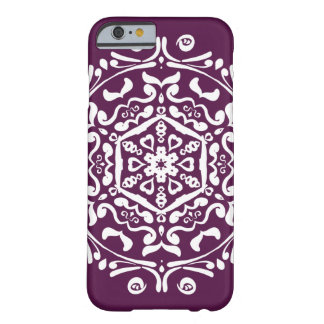 Coque iPhone 6 Barely There Mandala de Blackberry