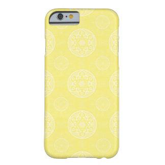 Coque iPhone 6 Barely There Mandala de fruit d'étoile