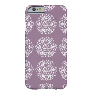 Coque iPhone 6 Barely There Mandala de glycines