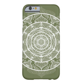 Coque iPhone 6 Barely There Mandala de mousse