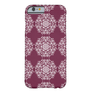 Coque iPhone 6 Barely There Mandala de mûre