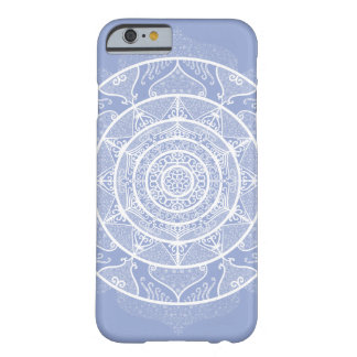 Coque iPhone 6 Barely There Mandala de myrtille