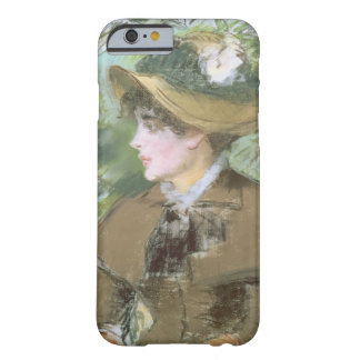 Coque iPhone 6 Barely There Manet | sur le banc, 1879