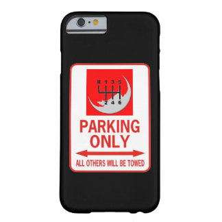 COQUE iPhone 6 BARELY THERE MANUEL SEULEMENT