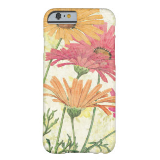 Coque iPhone 6 Barely There Marguerites décoratives