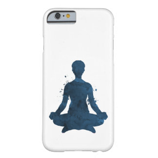 Coque iPhone 6 Barely There Méditation