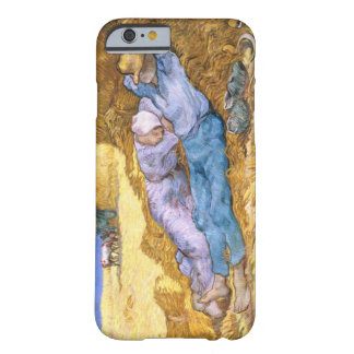 Coque iPhone 6 Barely There Midi de Vincent van Gogh |, la sièste, après