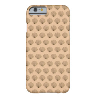 Coque iPhone 6 Barely There Motif de coquillage de pêche