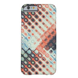 Coque iPhone 6 Barely There Motif de couleurs en pastel