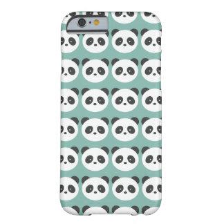 Coque iPhone 6 Barely There Motif de panda